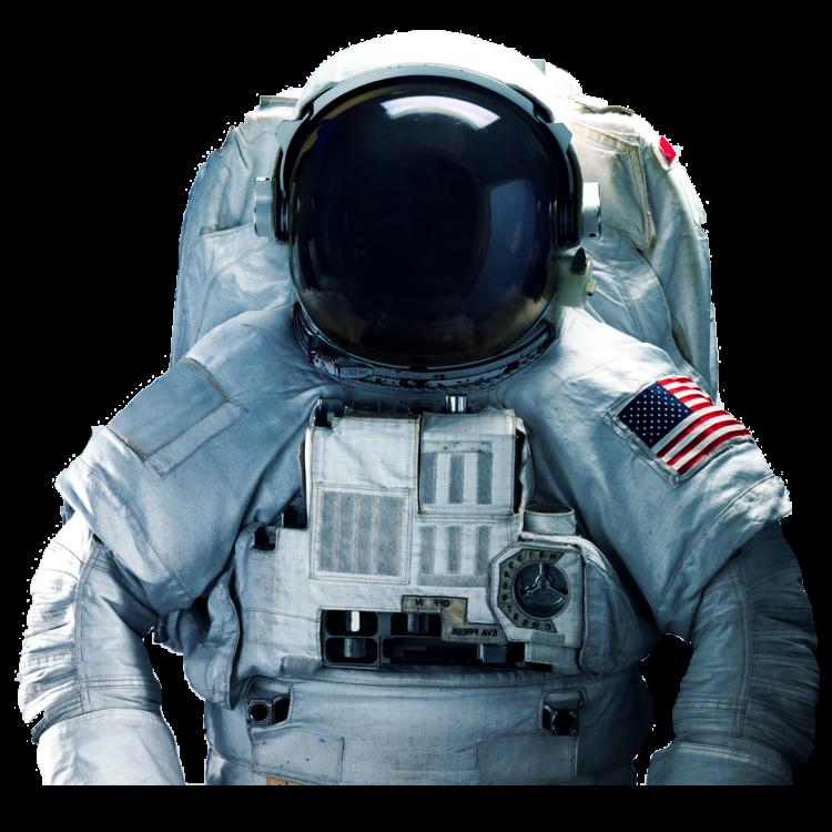 אסטרונאוט בחליפת חלל - חדר בריחה